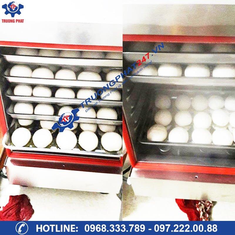 Tư vấn lựa chọn tủ hấp bánh bao mini phù hợp với nhu cầu sử dụng