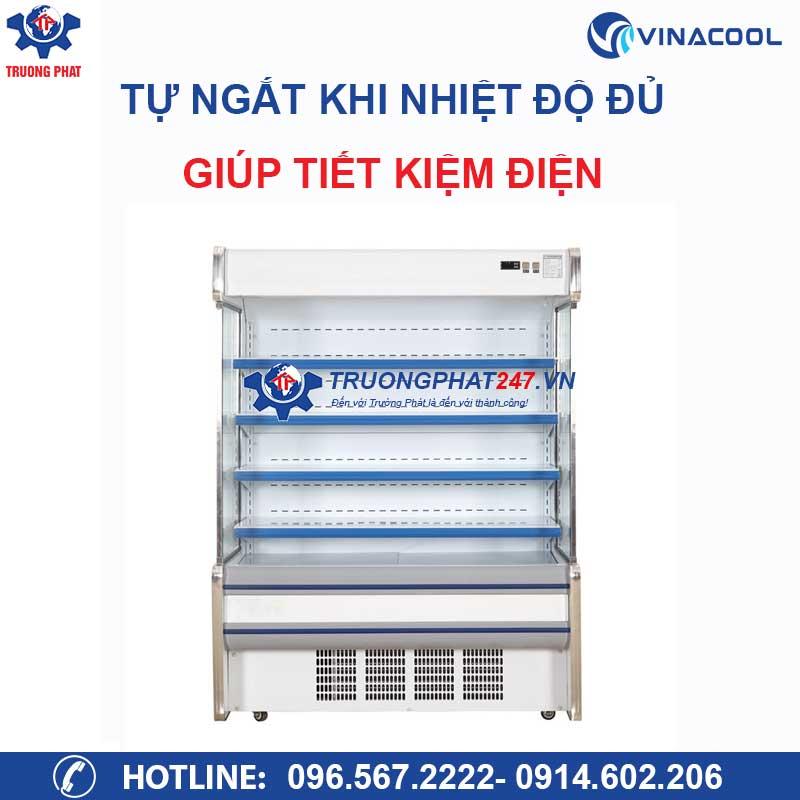 tủ mát tiết kiêm điện SLG-1500f