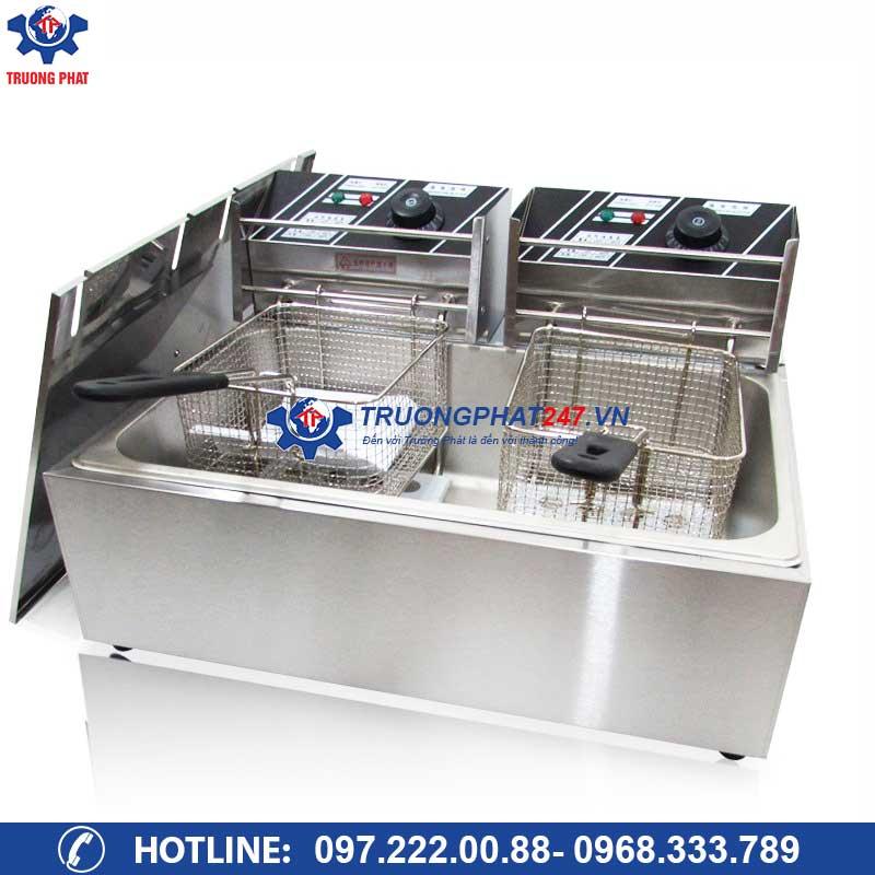 bếp chiên đôi HEF-82