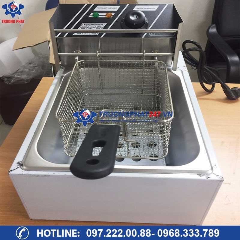 bếp chiên điện đơn HEF-81