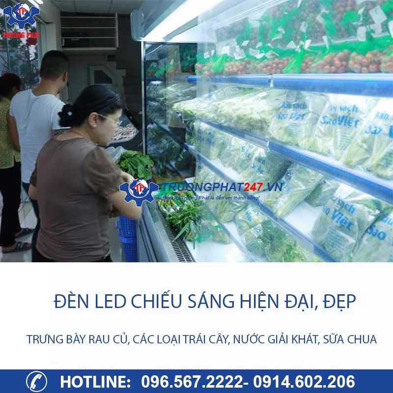 Tủ rau siêu thị SLG-1500f