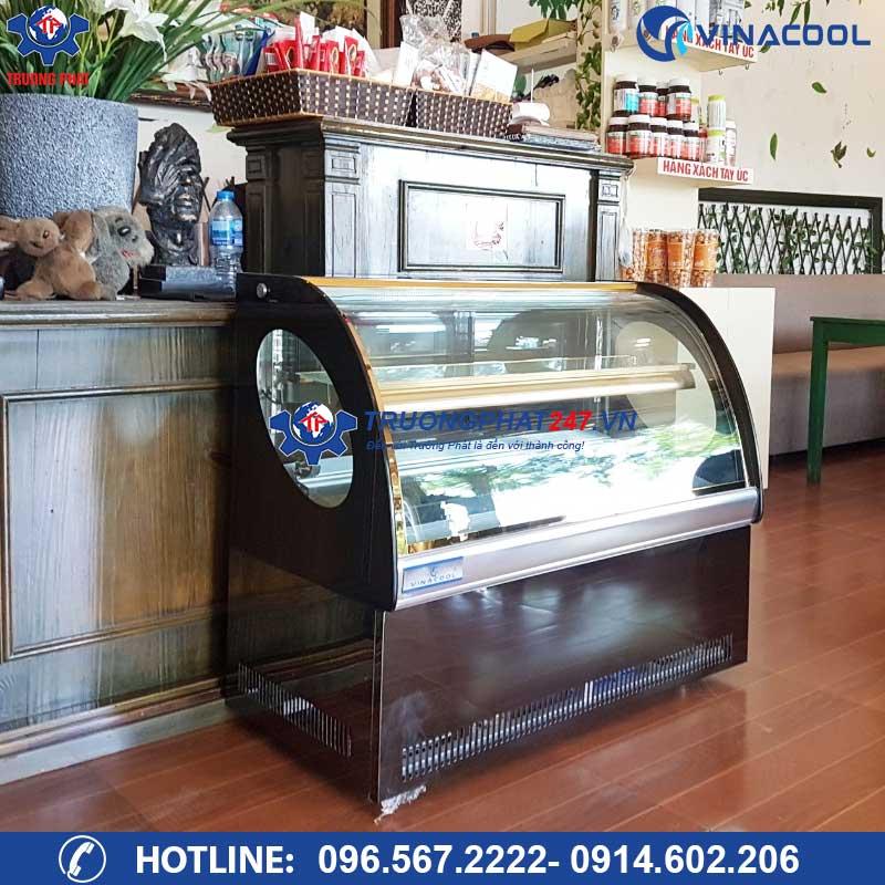 tủ bảo quản bánh kem để bàn