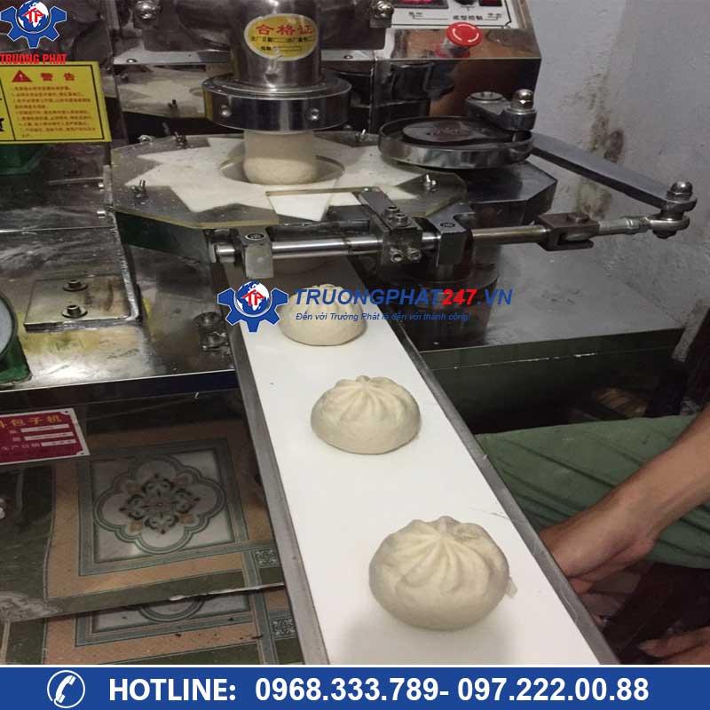 máy làm bánh bao loại 200