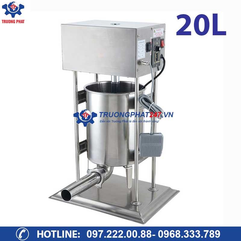 Máy làm xúc xích bằng điện ETV-20 (20 lít)