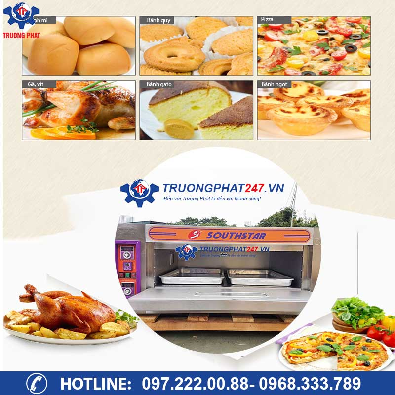 lò nướng bánh mì dùng điện YXD-20C