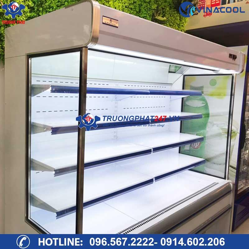 tủ mát siêu thị slg-2000f