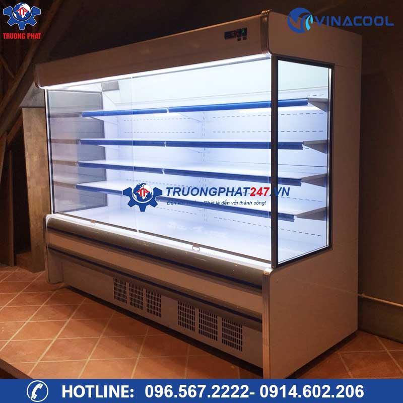 tủ trưng bày bảo quản rau củ quả SLG-2500F