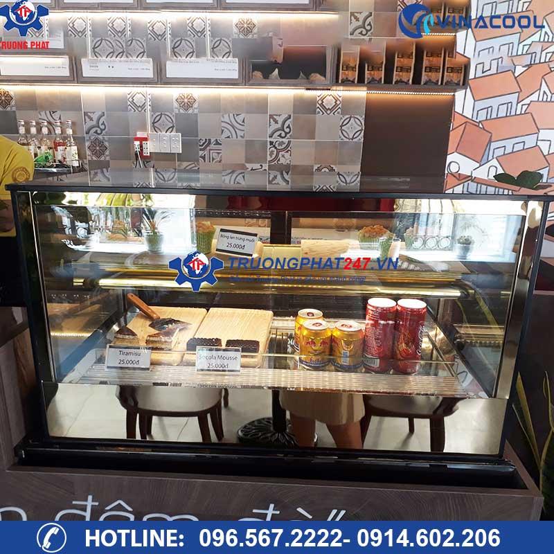 tủ trưng bày bánh ngọt Vinacool TLZ-90