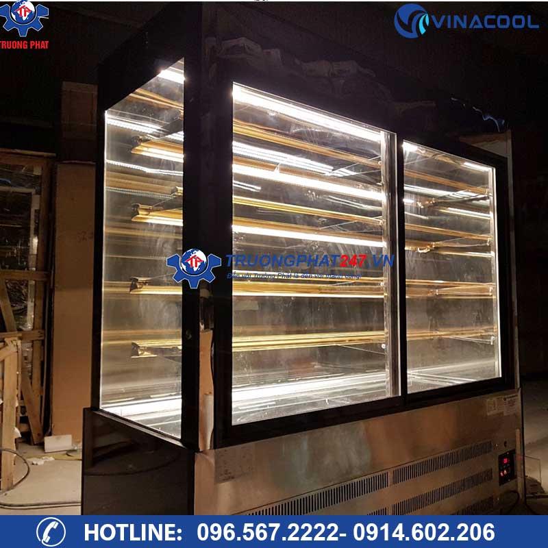 Hệ thống đèn led tủ trưng bày bánh kem DL-1800