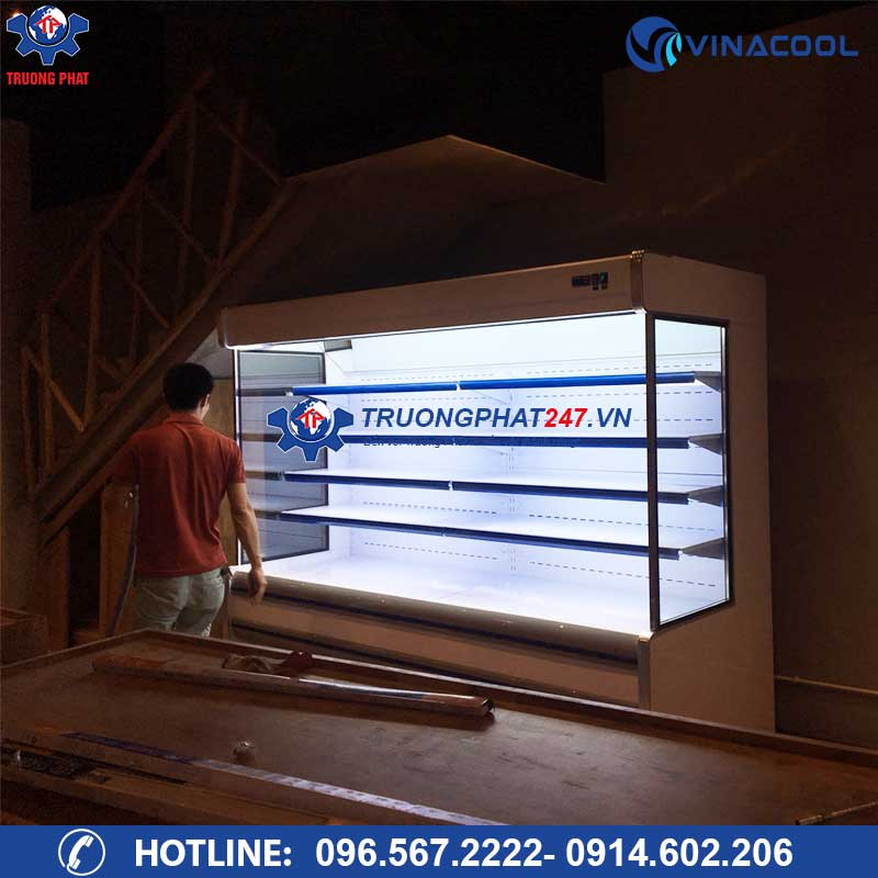 tủ bảo quản rau củ quả SLG-2500f
