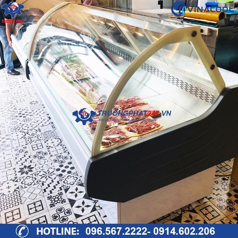 tủ bảo quả thịt tươi sống SHG-2000F