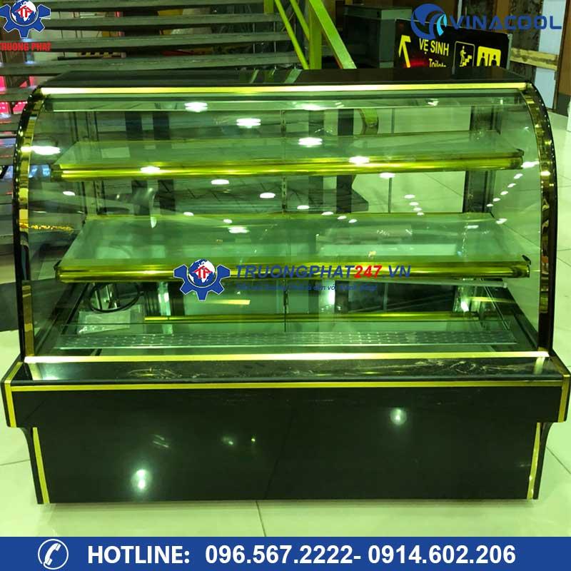 tủ bảo quản trưng bày bánh kem DH-1500