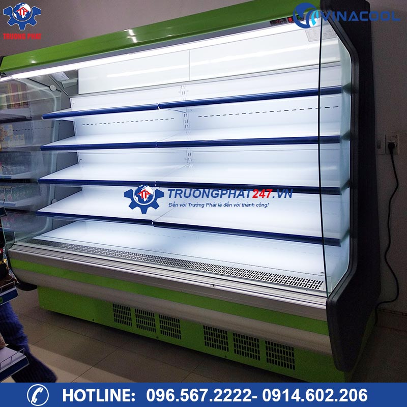 tủ siêu thị SLG-2000FB