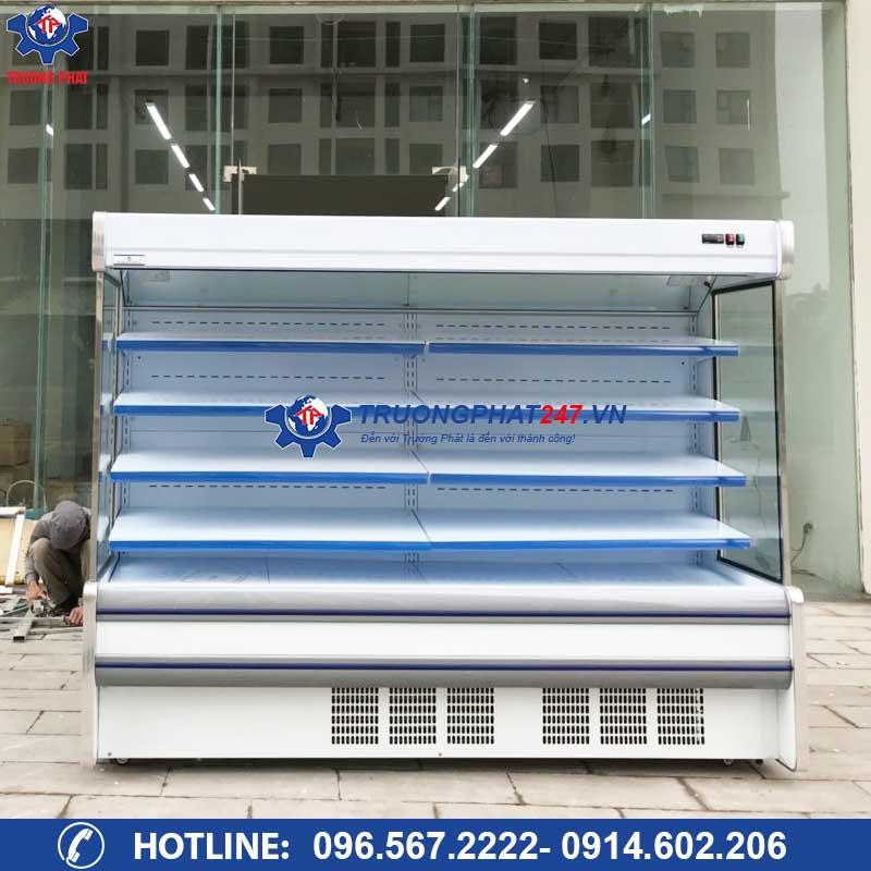 tủ mát siêu thị bảo quản thực phẩm SLG-2500F