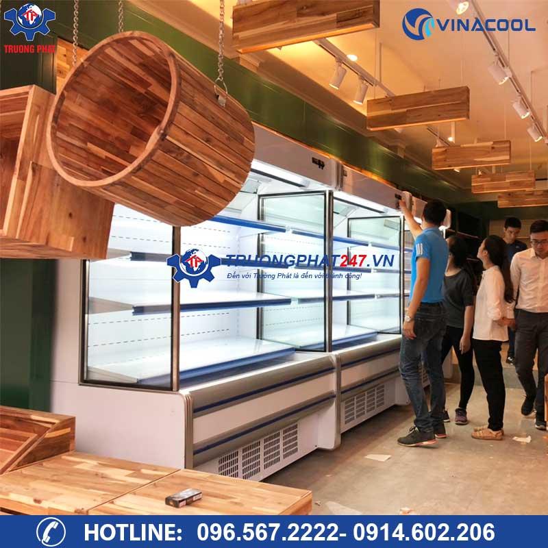 tủ bảo quản rau củ quả SLG-1500F Vinacool