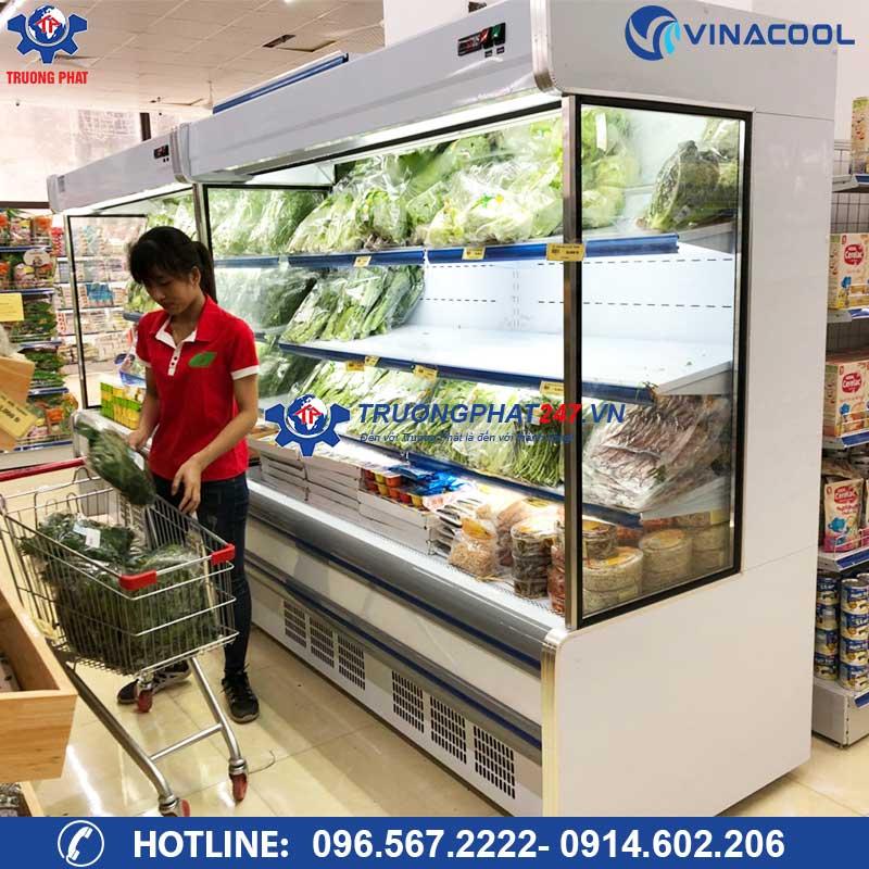 tủ mát trưng bày thực phẩm SLG-2000F