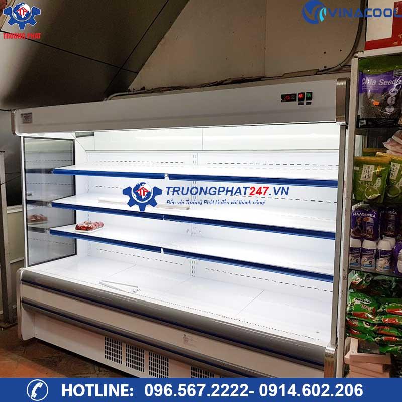 tủ siêu thị SLG-2500F tiết kiệm điện năng
