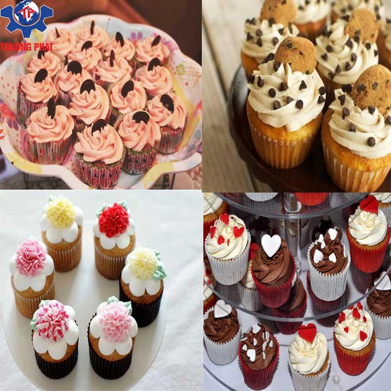 Hướng dẫn làm bánh cupcake thơm ngon đơn giản tại nhà