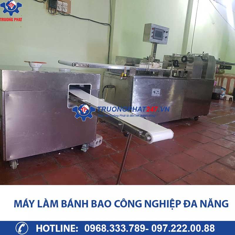 Máy làm bánh bao công nghiệp tự động đa năng KYSM-II