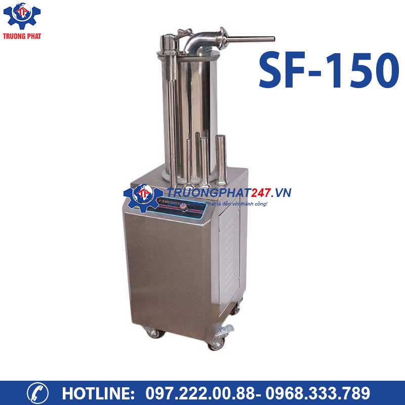 Máy đùn xúc xích thủy lực tự động SF-150