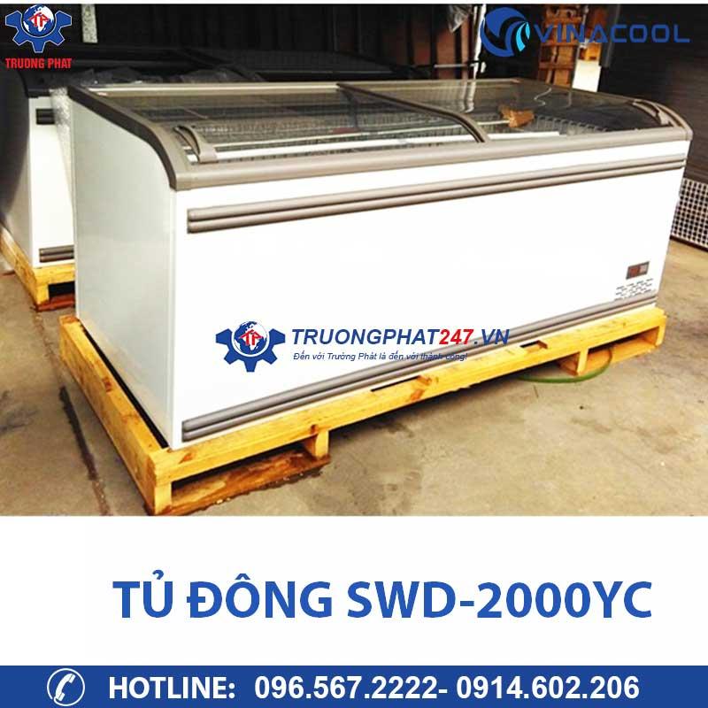 tủ đông công nghiệp SWD-2000YC