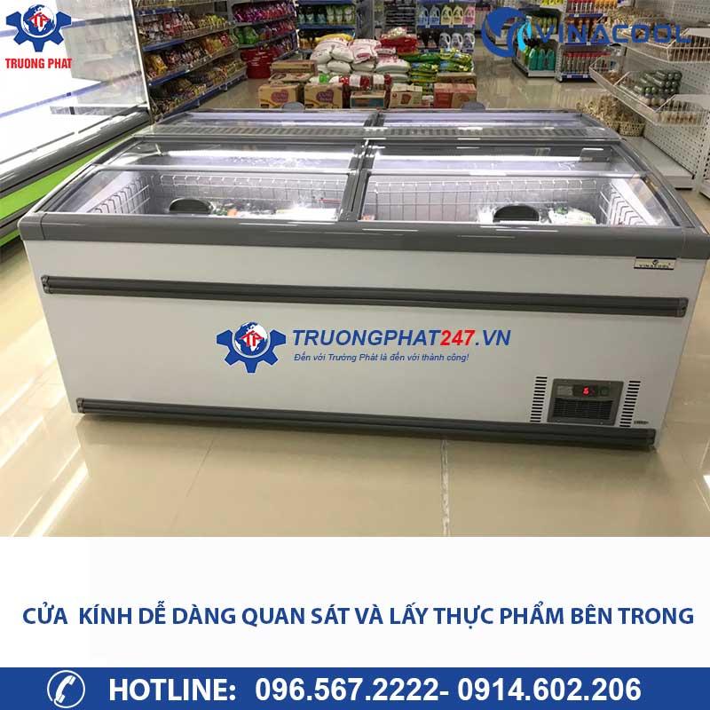 tủ bảo quản thực phẩm đông lạnh SWD-2100