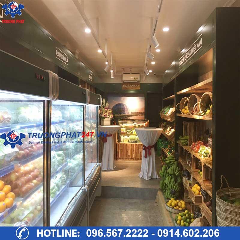 Mách bạn địa chỉ mua tủ mát TP Hồ Chí Minh uy tín – chất lượng – Giá Gốc
