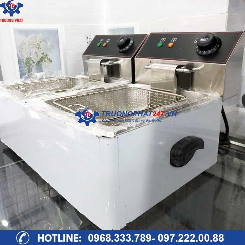 bếp chiên điện đôi hx-11-2