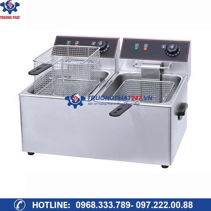 Bếp chiên nhúng điện đôi HX-11-2