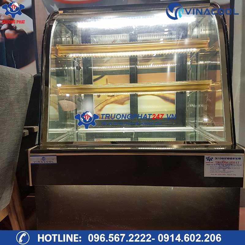 tủ trưng bày bánh kem quán cafe dh-900