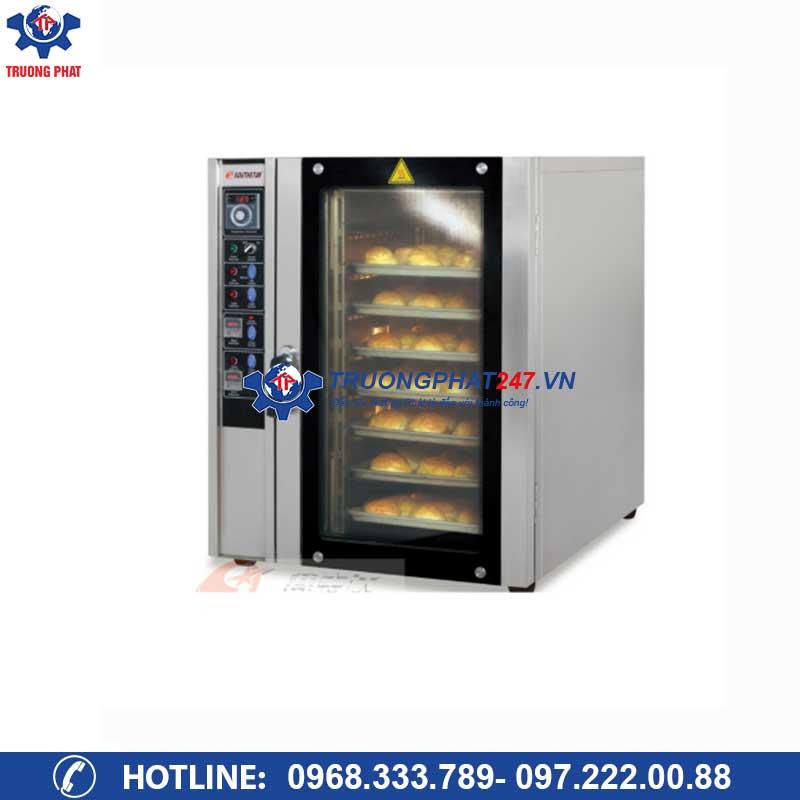 Lò nướng bánh mì đối lưu 8 khay dùng điện Southstar NFC-8D