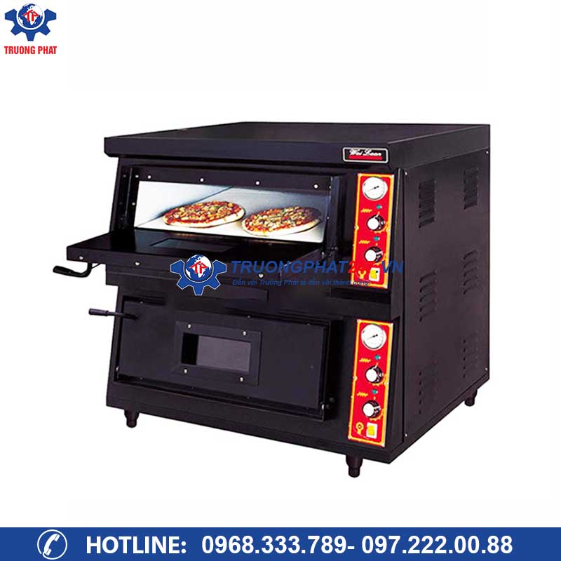 Lò nướng bánh Pizza điện DR-2-4,2-6