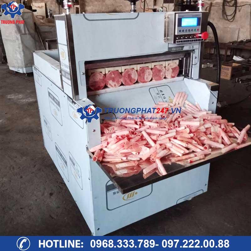 Máy thái thịt đông lạnh công nghiệp RW-6