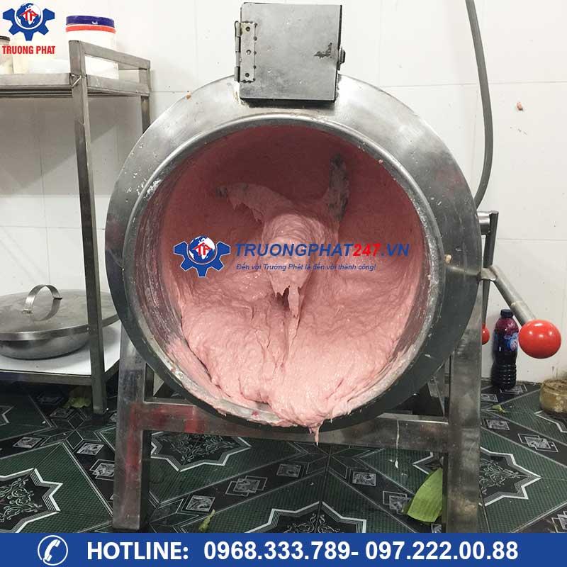 máy xay thịt làm xúc xích công nghiệp