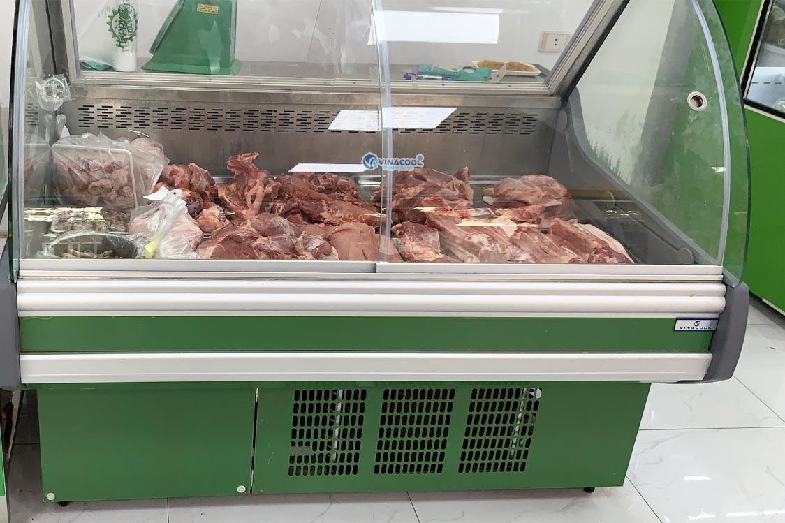 tủ thịt tươi dài 1m5