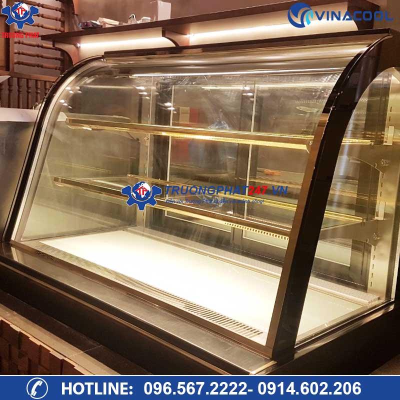 giá tủ bánh kem 1m