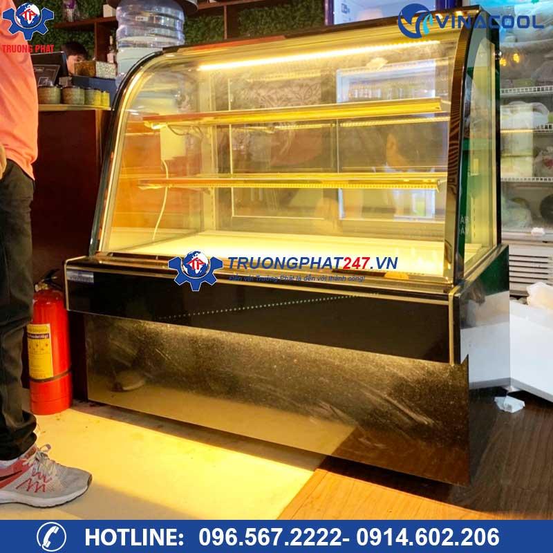 tủ bánh kem dài 1m5