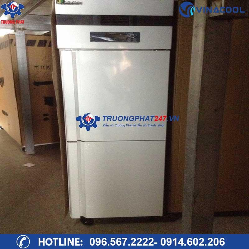 Tủ bảo ôn đông lạnh 2 cánh đứng Inox JN-Z0.5L2C