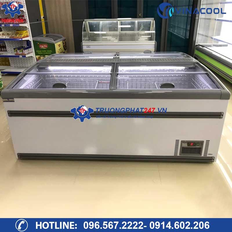 Tủ đông bảo quản thực phẩm SWD-2100D (Làm lạnh trực tiếp)