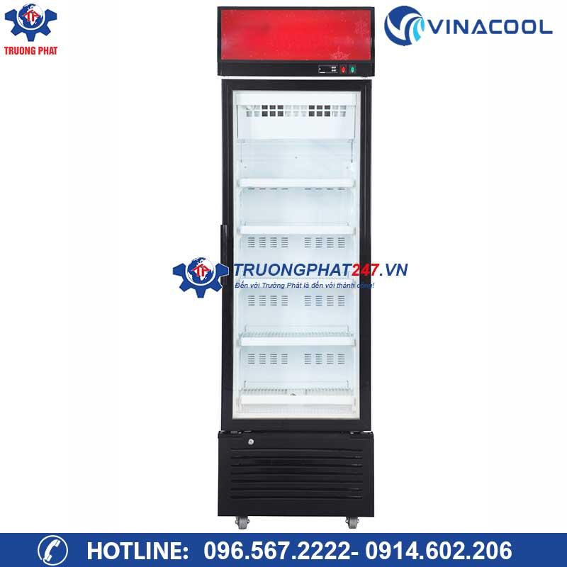 Tủ đông đứng mini 1 cánh kính SLD-640F