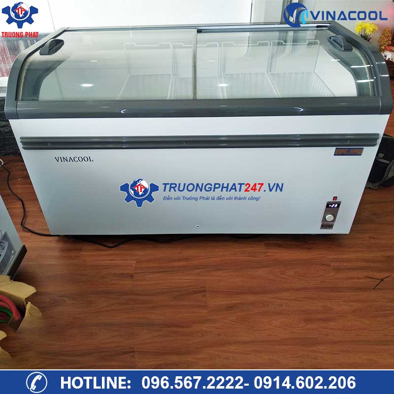 Tủ cấp đông mini giá rẻ Vinacool WD4-538