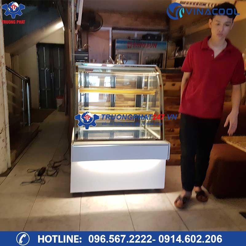 tủ bánh kem quán cafe dh-900