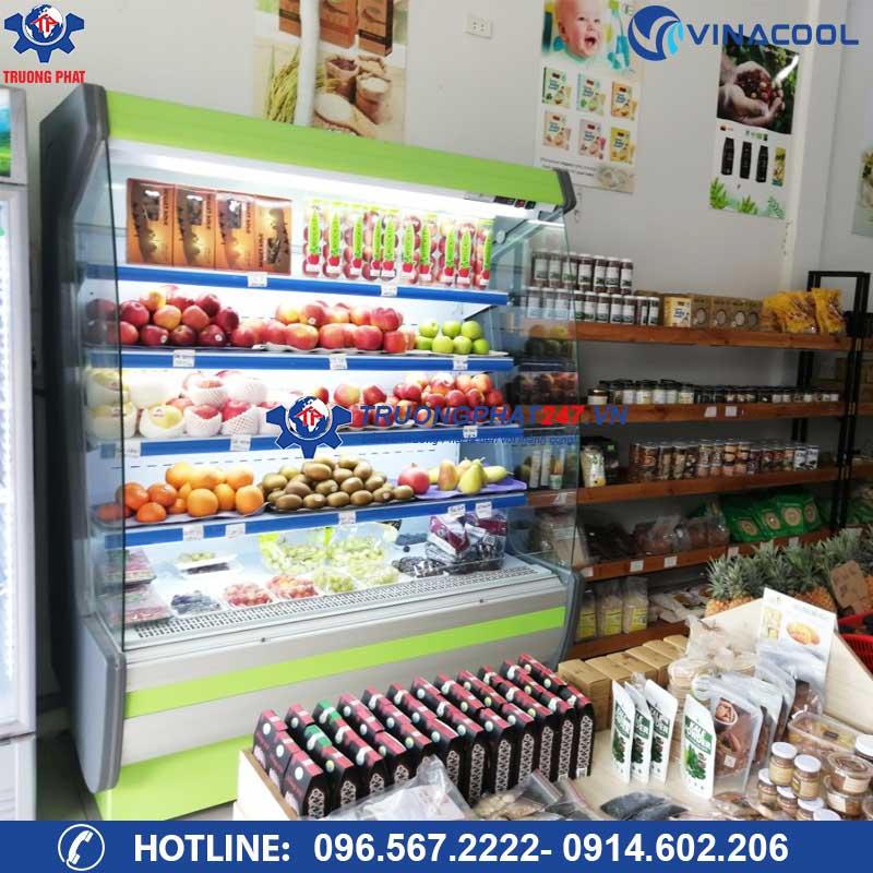 tủ bảo quản rau củ SLG-1500FB