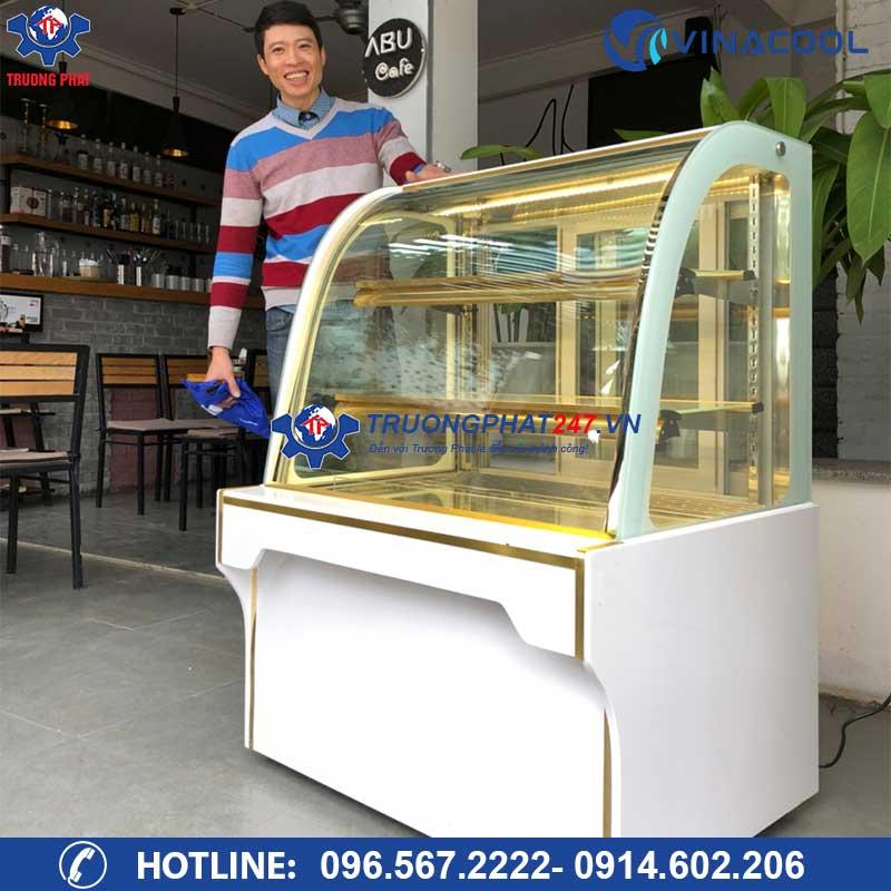 tủ bánh quán cafe loại nhỏ DH-900