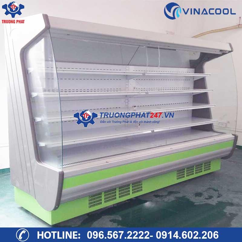 Tủ mát đựng rau quả SLG-2500FB (Dài 2,5m)