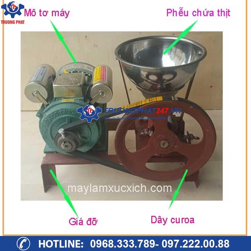 Máy xay thịt đa năng Việt Nam
