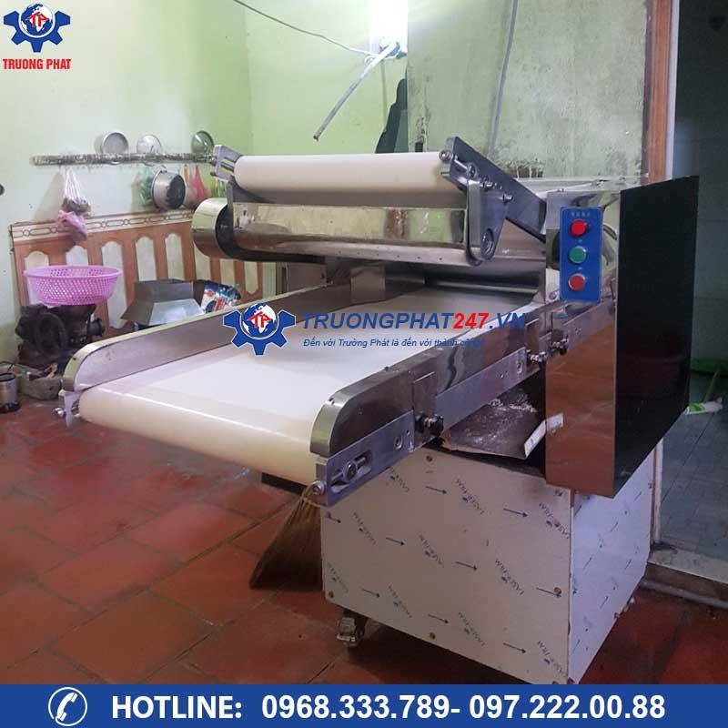 Máy cán bột mì tự động YMZD 350/500