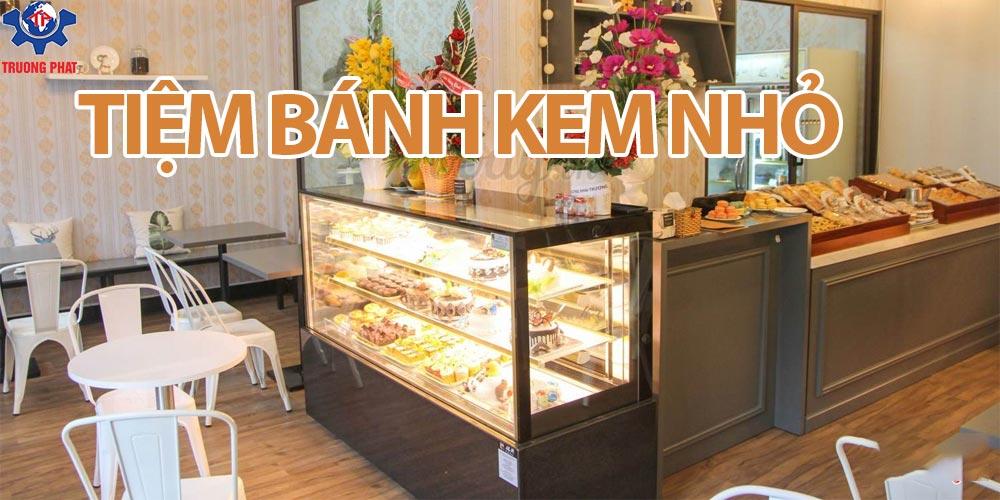 tiệm bánh kem nhỏ
