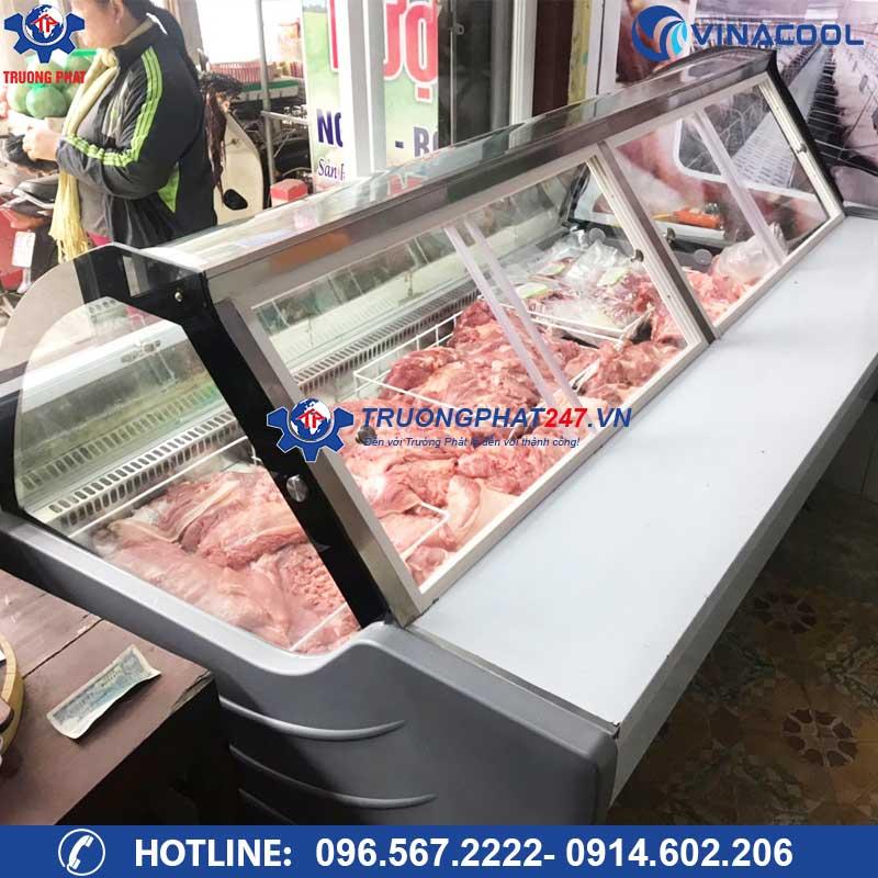 tủ mát đựng thịt tươi SHG-1500F