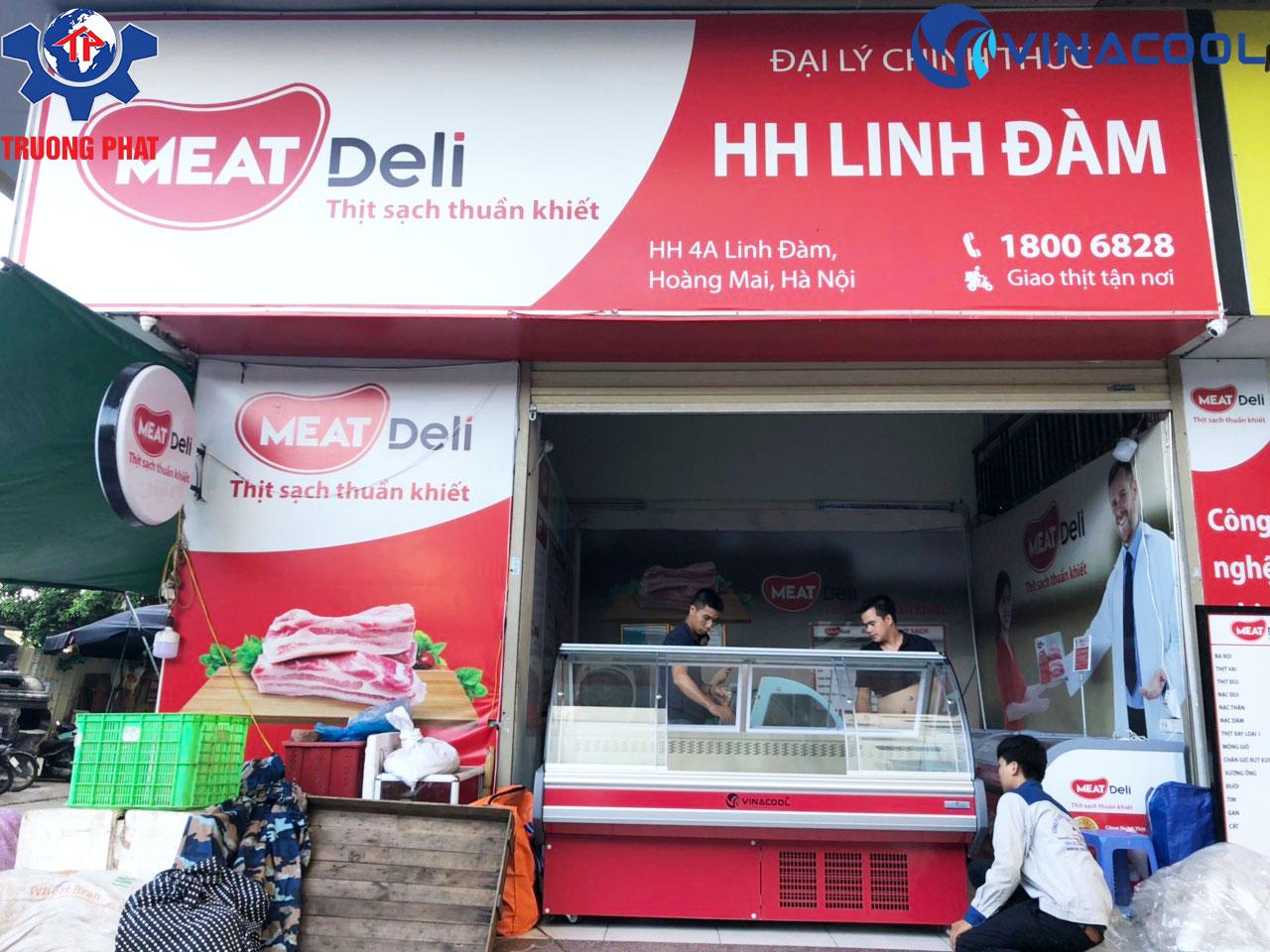 cửa hàng Meat Deli linh đàm